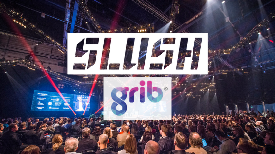 Grib at Slush 2018